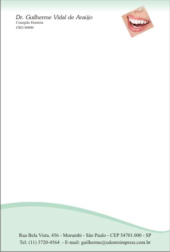Receituário - Ref. 2601
