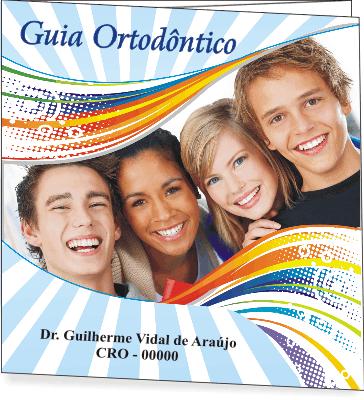 Folder GUIA ORTODÔNTICO - Ref. 2202