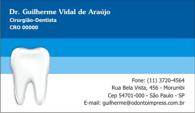 Cartão de Visita Premium - Ref. 1926