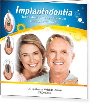 Folder IMPLANTODONTIA - Ref. 2105