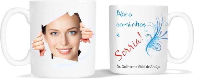Caneca - Ref. 4007  - Odonto Impress
