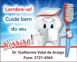 Imã de Geladeira - Ref. 2296  - Odonto Impress