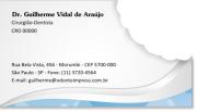 Cartão de Visita Corte Especial - Ref. 3802