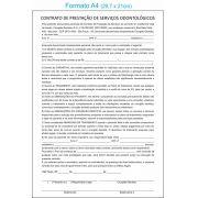 Contrato de Prestação de Serviço A4 - Ref. 3280