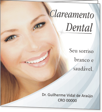 Folder CLAREAMENTO DENTAL - Ref. 3152