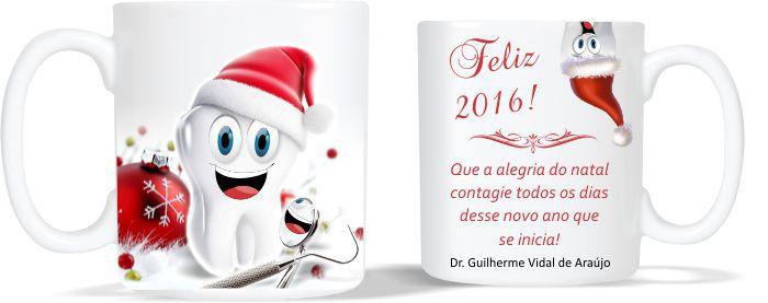 Caneca - Ref. 3998 -  Edição Especial de Natal