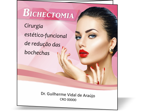 FOLDER DE BICHECTOMIA - REF. 2094