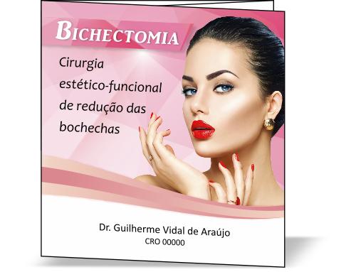 FOLDER DE BICHECTOMIA - REF. 2094  - Odonto Impress