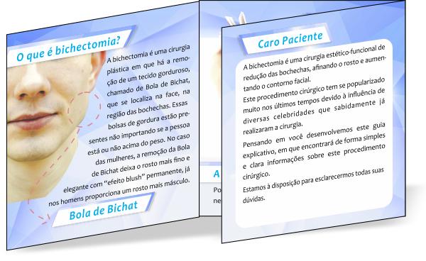 FOLDER DE BICHECTOMIA - REF. 2093  - Odonto Impress