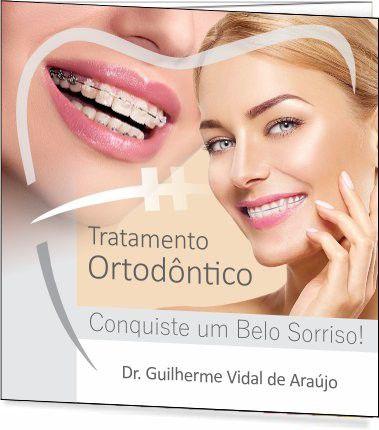 Folder ORTODONTIA - Ref. 2090  - Odonto Impress