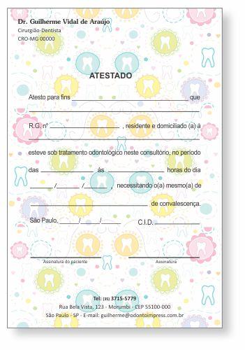 Atestado - Ref. 0783