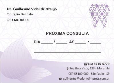 BLOCO PARA MARCAÇÃO DE RETORNO - REF. 1212