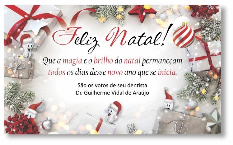CARTÃO DE NATAL - REF. 1621