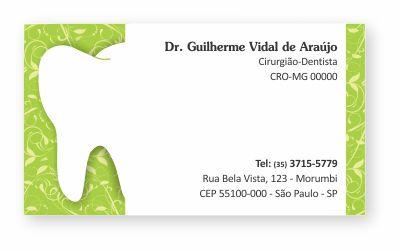 Cartão de Visita Classic - Ref. 0894