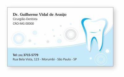 Cartão de Visita Classic - Ref. 0896