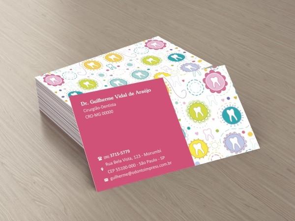 Cartão de Visita Premium - Ref. 0981
