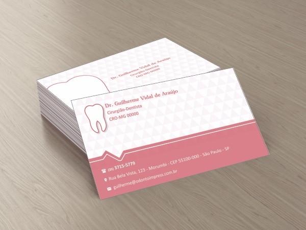 Cartão de Visita Premium - Ref. 0985