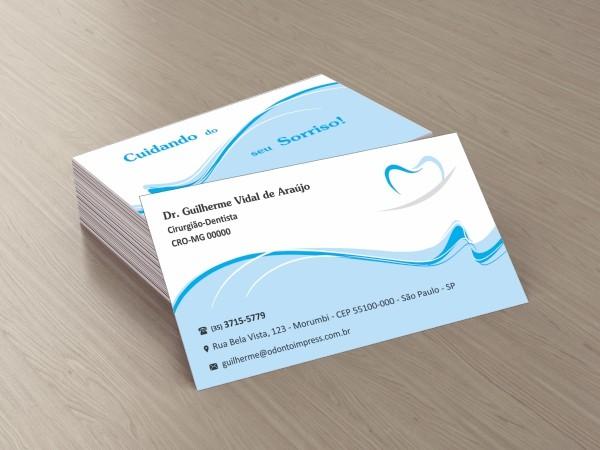 Cartão de Visita Premium - Ref. 0987