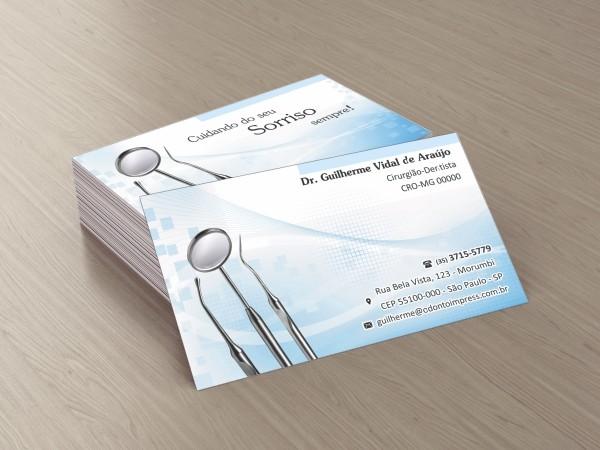 Cartão de Visita Premium - Ref. 0993
