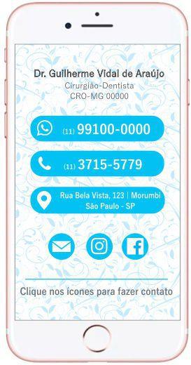 Cartão VIRTUAL INTERATIVO - Ref. 3904