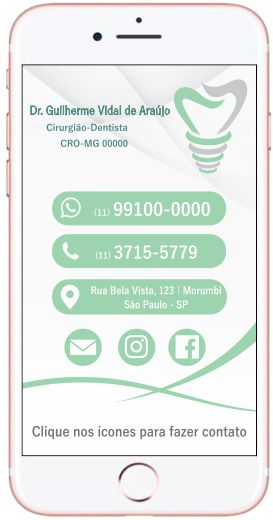 Cartão VIRTUAL INTERATIVO - Ref. 3905