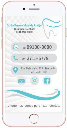 Cartão VIRTUAL INTERATIVO - Ref. 3906