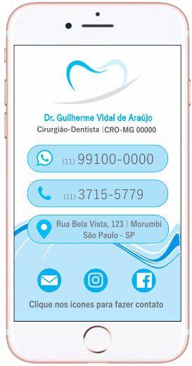 Cartão VIRTUAL INTERATIVO - Ref. 3908