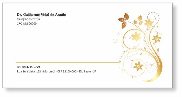 Envelope Ofício 23 x 11 cm - Ref. 2997