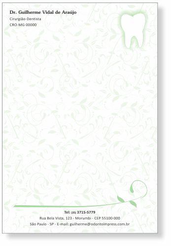Receituário - Ref. 2594