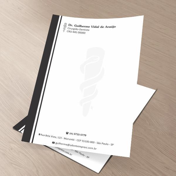 Receituário - Ref. 2611