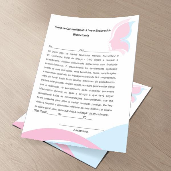 TERMO DE CONSENTIMENTO DE BICHECTOMIA - HOF - 0179