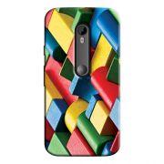 Capa Personalizada Exclusiva Motorola Moto G3 3ª Geração - BY11