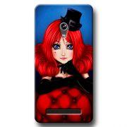 Capa Personalizada Exclusiva Asus Zenfone 6 A600CG A601 - DE05