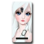 Capa Personalizada Exclusiva Asus Zenfone 6 A600CG A601 - DE06