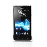 Pelicula Protetora para Sony ST26i Xperia J Transparente