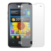 Pelicula Protetora para LG Optimus Hub E510 - Transparente