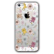Capa Transparente Personalizada Exclusiva Apple Iphone 5/5S - TP11