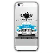 Capa Transparente Personalizada Exclusiva Apple Iphone 5/5S - TP15