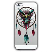 Capa Transparente Personalizada Exclusiva Apple Iphone 5/5S - TP20