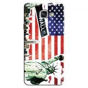 Capa Personalizada Exclusiva Samsung Galaxy A7 2016 SM-A710 Cidade New York - CD33