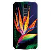 Capa Personalizada Exclusiva LG K10 TV K430DSF Flores - FL09