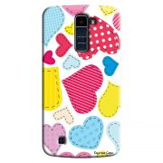 Capa Personalizada Exclusiva LG K10 TV K430DSF Love - LV13