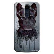 Capa Personalizada Exclusiva LG K10 TV K430DSF Pets Cachorro - PE86
