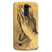 Capa Personalizada Exclusiva LG K10 TV K430DSF Religiosa - RE16