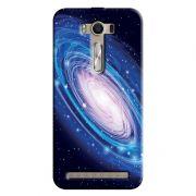 Capa Personalizada Exclusiva Asus Zenfone 2 Laser ZE550KL Artística Galáxia - AT30