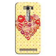 Capa Personalizada Exclusiva Asus Zenfone 2 Laser ZE550KL Love - LV23