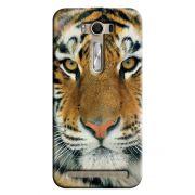 Capa Personalizada Exclusiva Asus Zenfone 2 Laser ZE550KL Pets Tigre - PE14