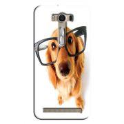 Capa Personalizada Exclusiva Asus Zenfone 2 Laser ZE550KL Pets Cachorro - PE25