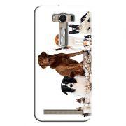 Capa Personalizada Exclusiva Asus Zenfone 2 Laser ZE550KL Pets Cachorro - PE26