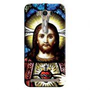 Capa Personalizada Exclusiva Asus Zenfone 2 Laser ZE550KL Religiosas Jesus - RE02